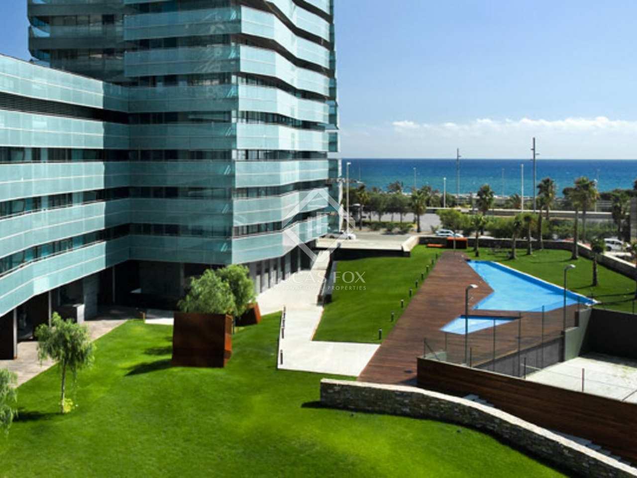 Appartement de luxe en vente diagonal mar barcelone - Acheter appartement a barcelone ...
