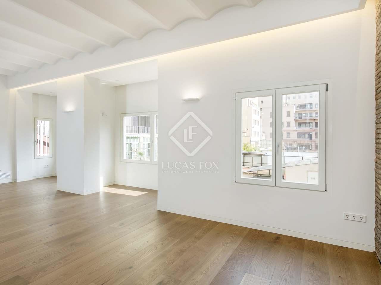 183m wohnung zum verkauf in eixample rechts barcelona. Black Bedroom Furniture Sets. Home Design Ideas
