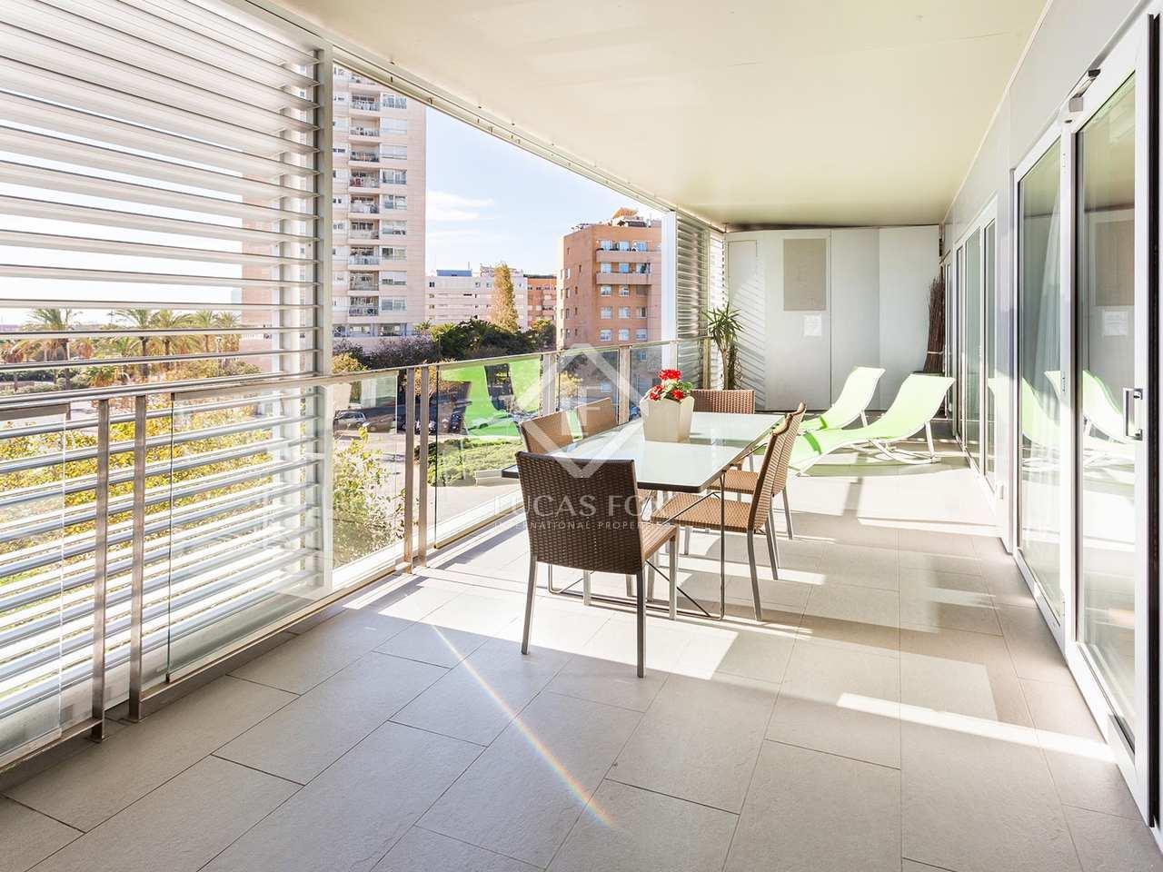 Appartement avec vue sur la mer en vente diagonal mar barcelone - Appartement vente barcelone ...