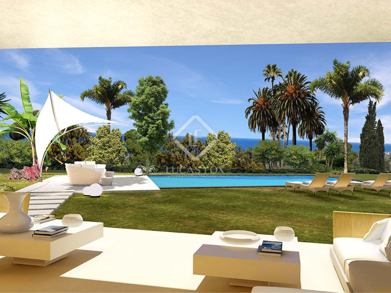 549m haus villa mit 62m terrasse zum verkauf in. Black Bedroom Furniture Sets. Home Design Ideas