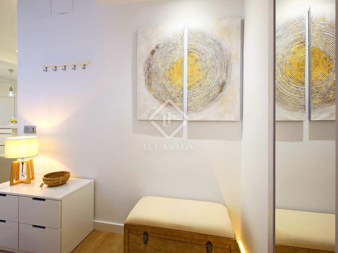Piso de 1 dormitorio en alquiler en universidad madrid for Piso una habitacion madrid