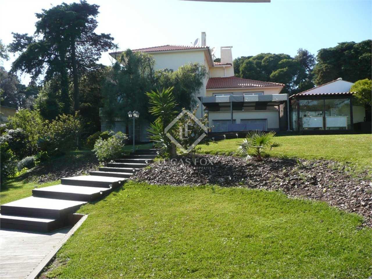 440m haus villa zum verkauf in cascais und estoril. Black Bedroom Furniture Sets. Home Design Ideas
