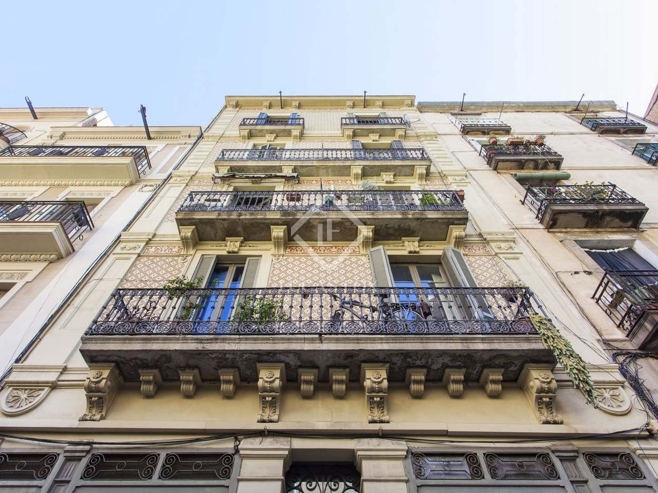 Appartement de 83m a vendre gr cia barcelone for Appartement piscine barcelone