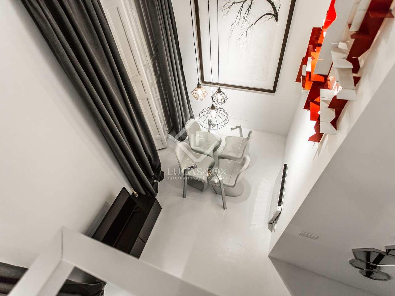 5 pisos de dise o en venta en palacio madrid - Pisos reformados madrid ...