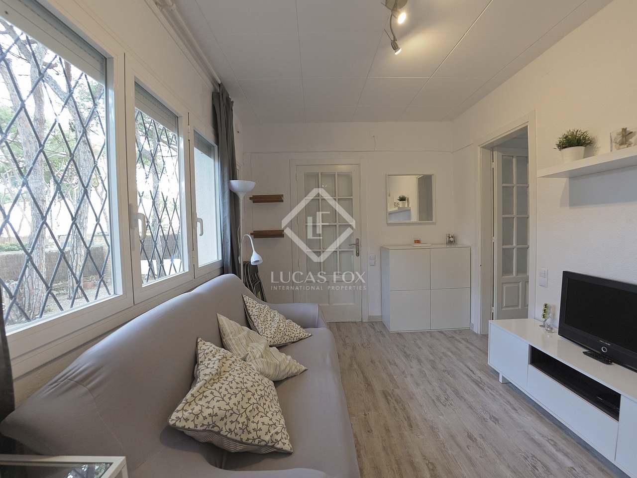 Casa de 75 m en alquiler en castelldefels barcelona for Casa con jardin barcelona alquiler