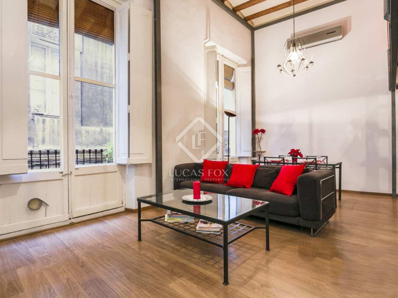 Loft de 95m a vendre el born barcelone for Chambre fabulous w barcelone