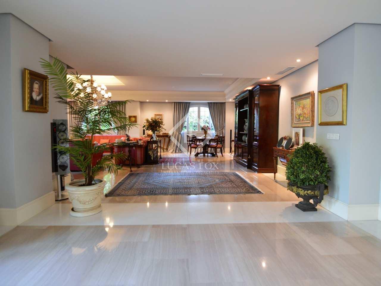 Villa de m en venta en mirasierra madrid - Casas en mirasierra madrid ...