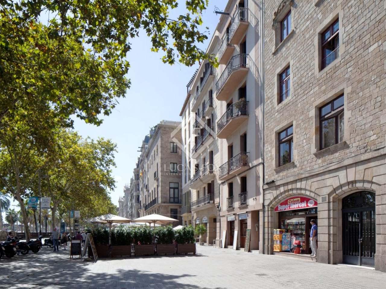Apartamento de dise o de 2 dormitorios en venta en el - Casco antiguo de barcelona ...
