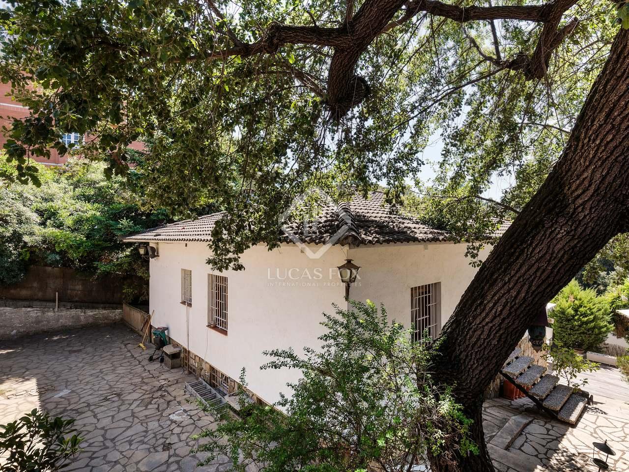 Villa de 192m con jard n de 535m en venta en sant cugat Villa jardin donde queda