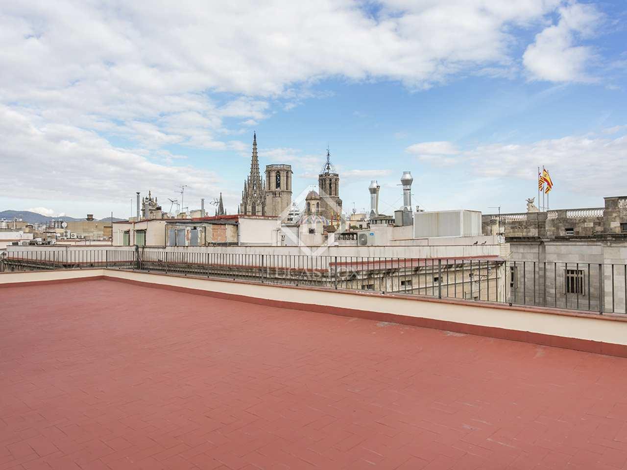 Appartement de 130m a vendre g tico barcelone - Appartement de vacances barcelone mesura ...
