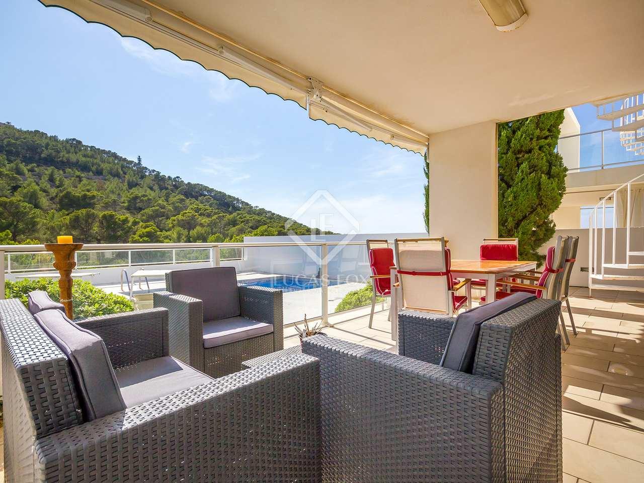 Casa impresionante en venta en cala vadella ibiza - Casas espectaculares en espana ...
