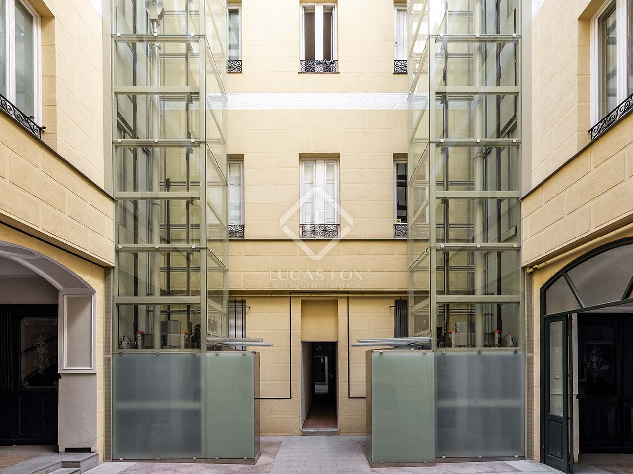 37m apartment for sale in recoletos madrid - Calle serrano 55 madrid ...