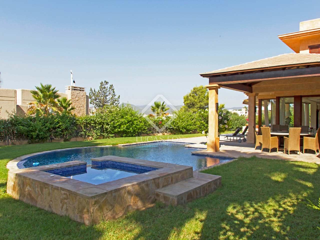 Villa en venta en talamanca ibiza espa a for Ciudad jardin ibiza