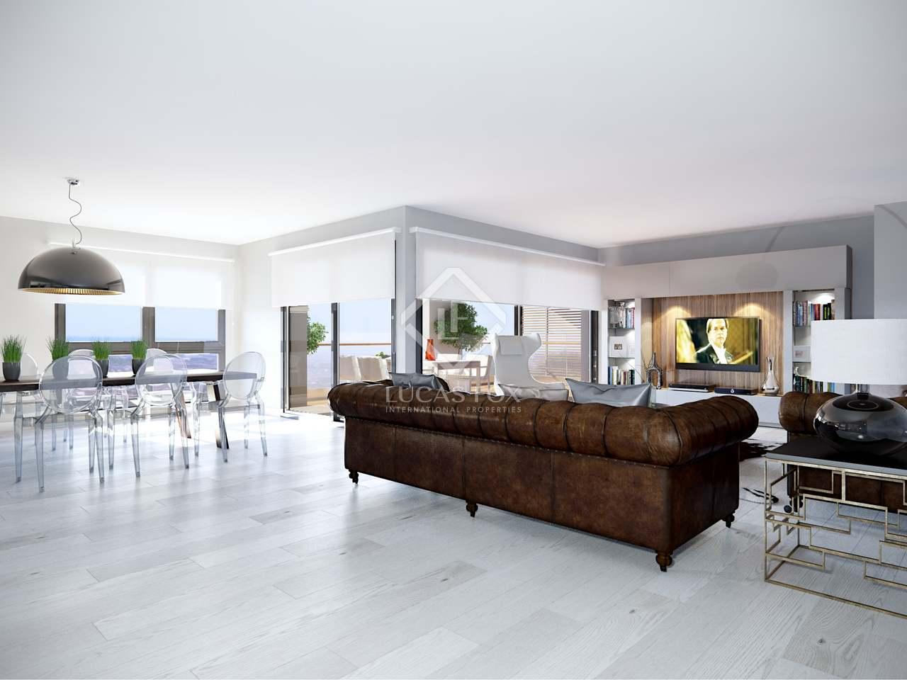 Piso de 143m con 18m terraza en venta en esplugues - Obra nueva esplugues ...
