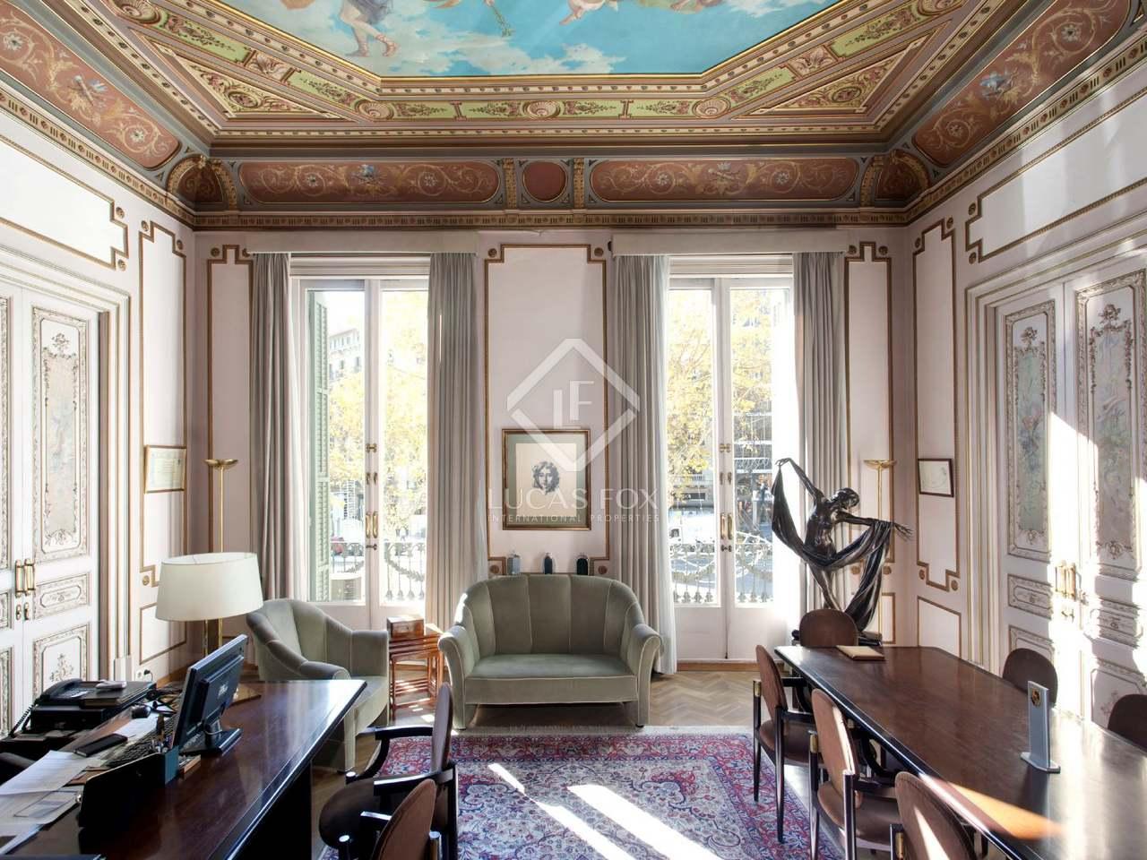 Appartement avec terrasse en vente passeig de gr cia barcelone - Acheter appartement a barcelone ...