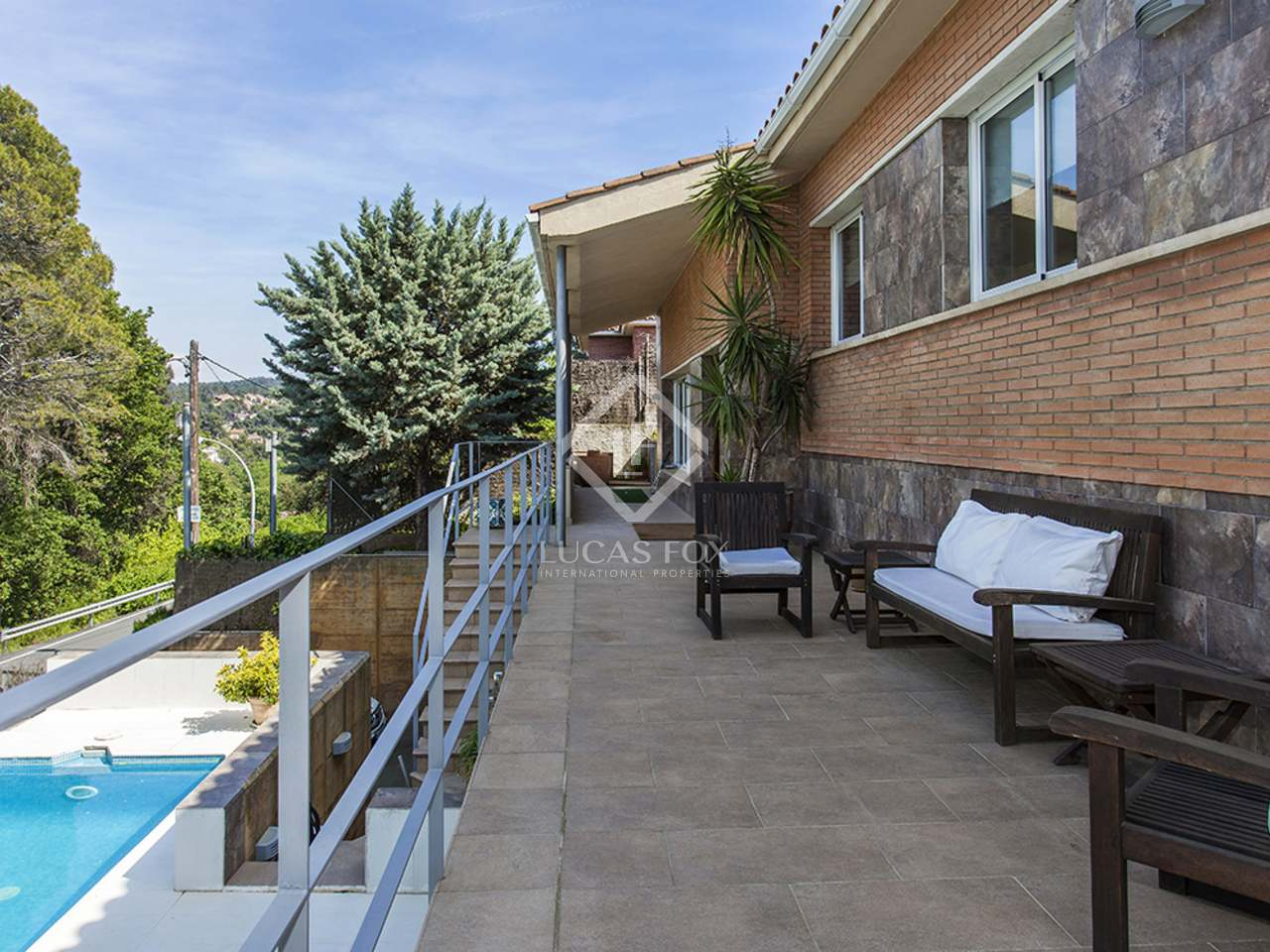 House for rent in la floresta near barcelona city for Rent a house la