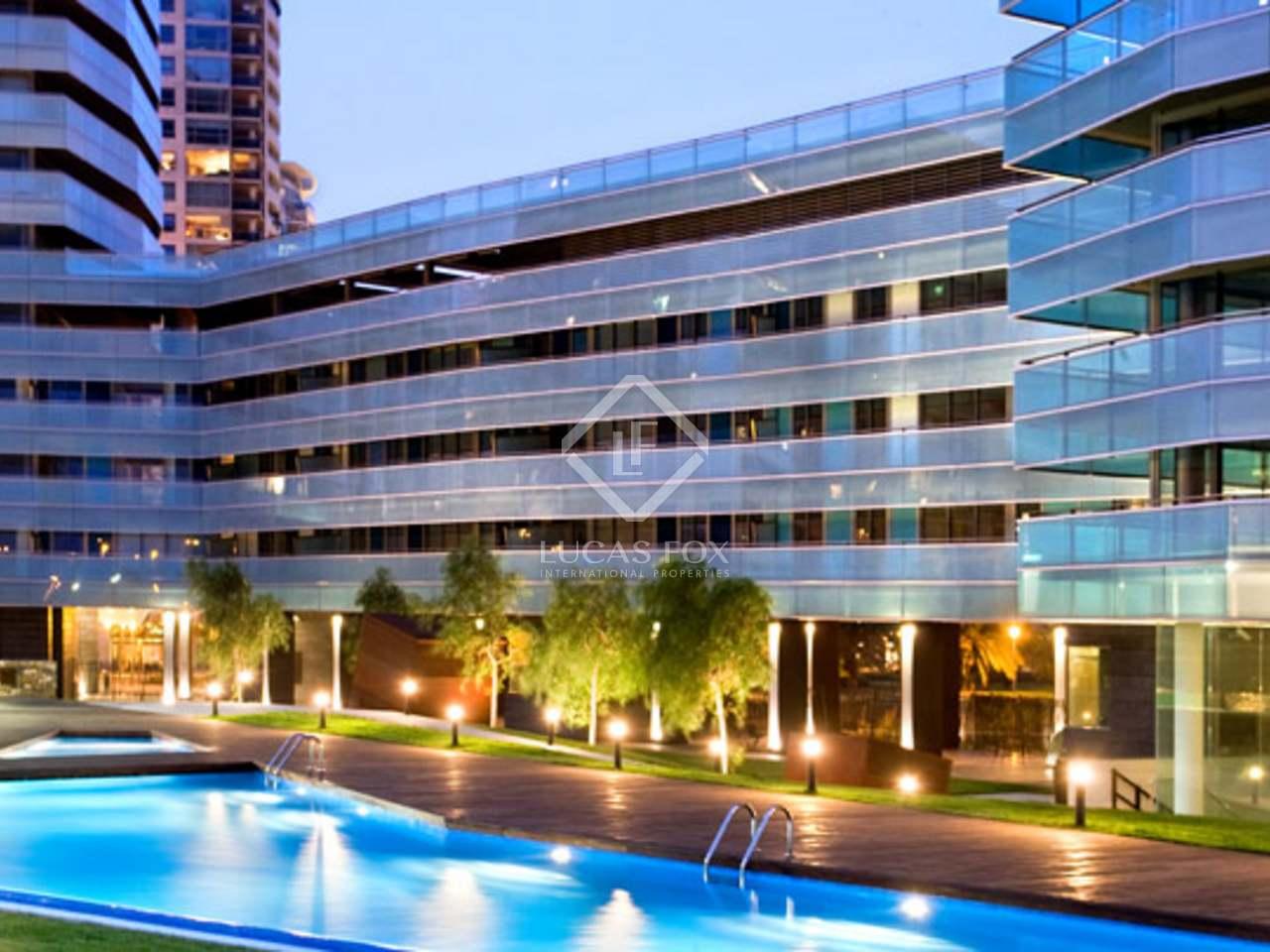 Appartements de luxe vendre diagonal mar dans la ville de barcelone - Acheter appartement a barcelone ...