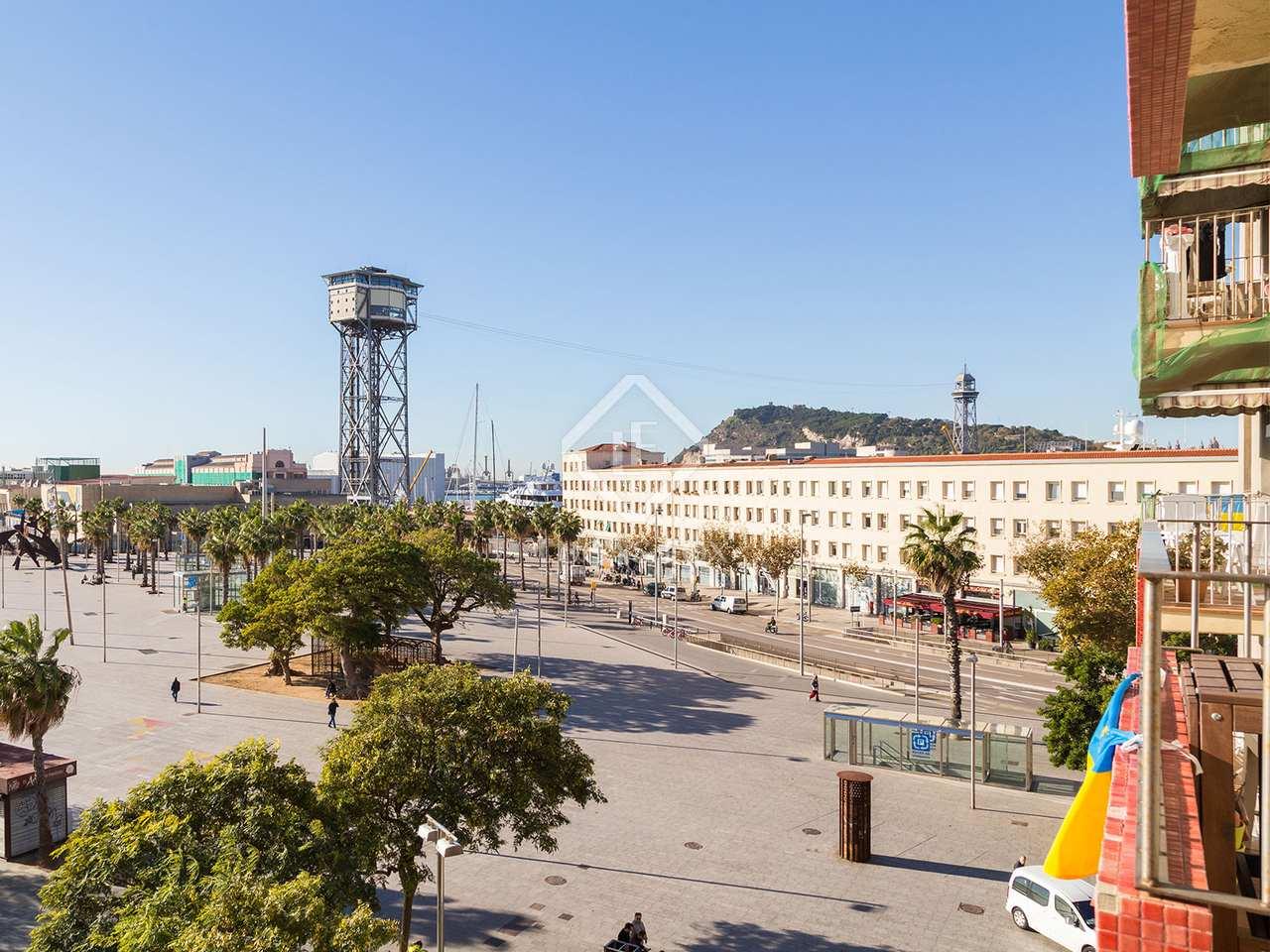 Appartement en vente face la mer barcelone for Appart hotel barcelone avec piscine