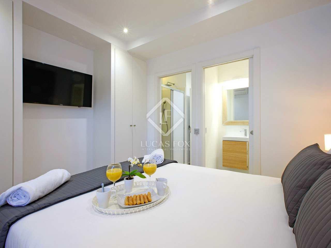 Piso de 1 dormitorio en alquiler en universidad madrid for Alquiler de dormitorios