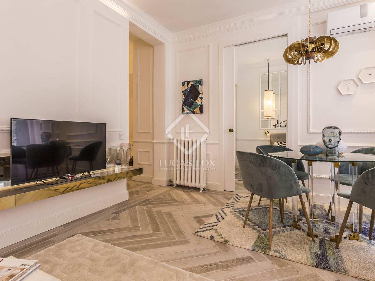 61m wohnung zur miete in hispanoam rica madrid. Black Bedroom Furniture Sets. Home Design Ideas