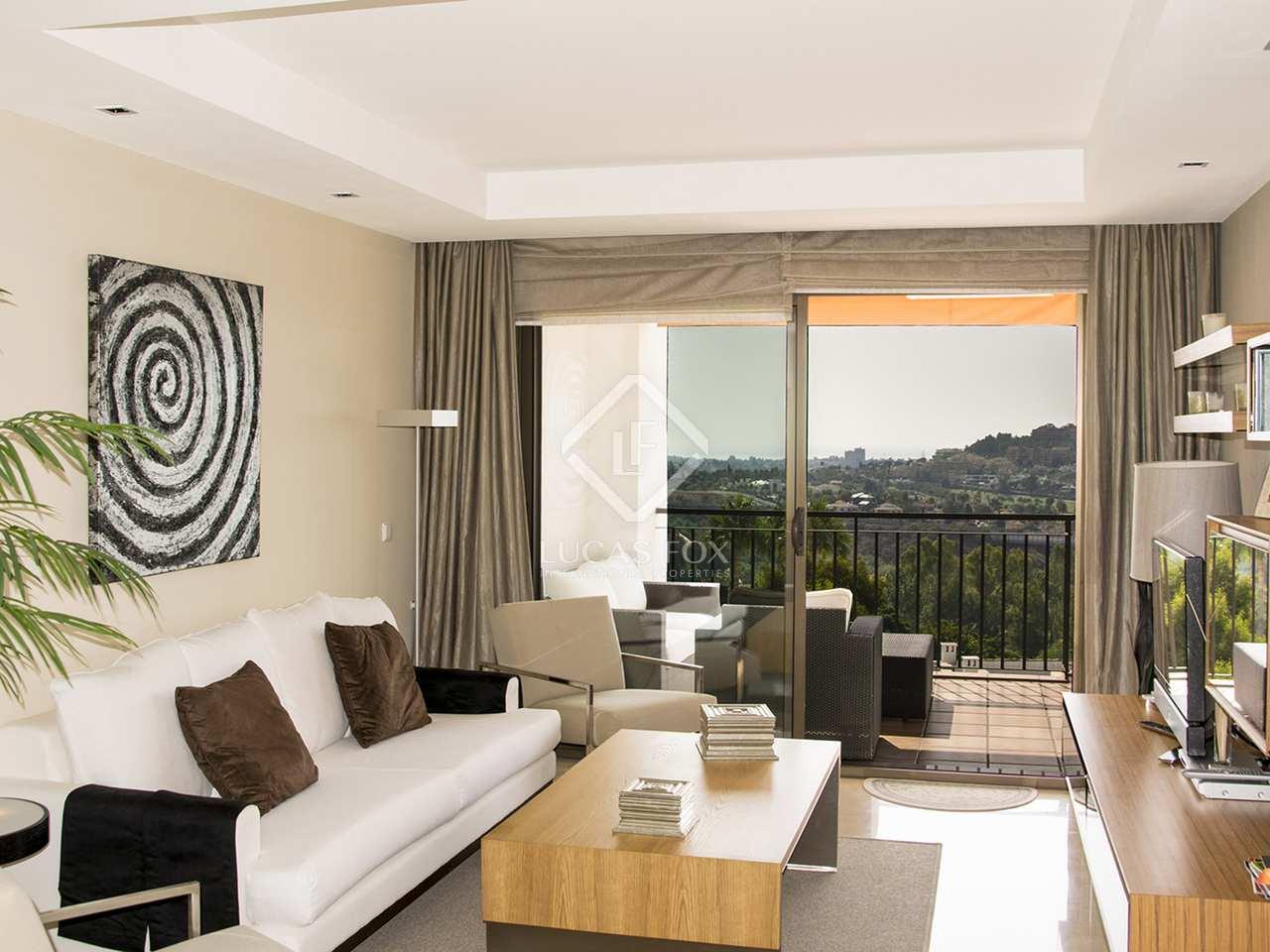 appartement de 112m a vendre benahav s avec 23m terrasse. Black Bedroom Furniture Sets. Home Design Ideas