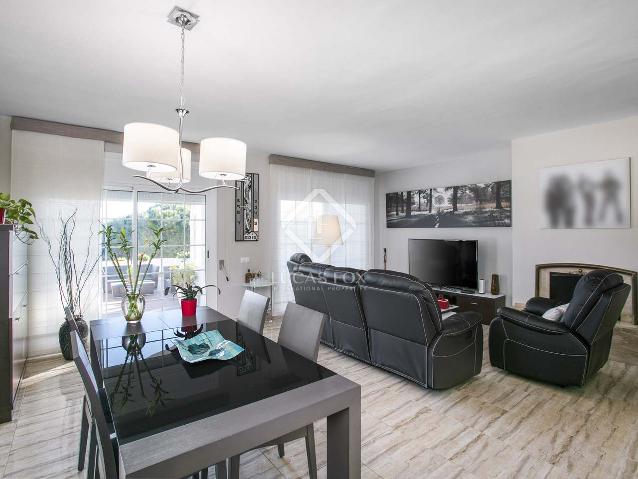 Excellent 4 Bedroom Family Home With A Pool For In Premia De Dalt
