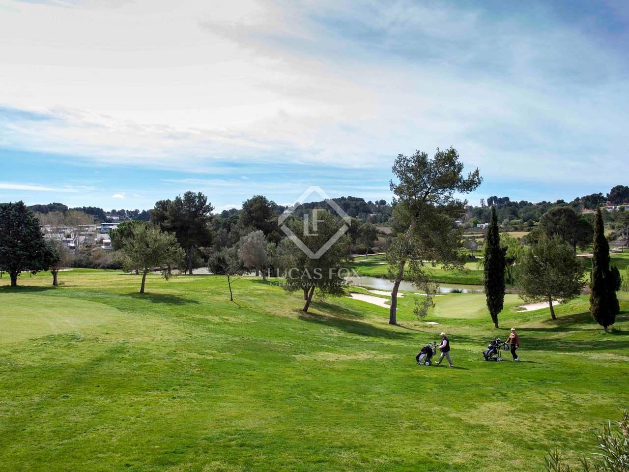 Maison villa de 305m a vendre el bosque chiva avec for Jardin anglais caracteristiques