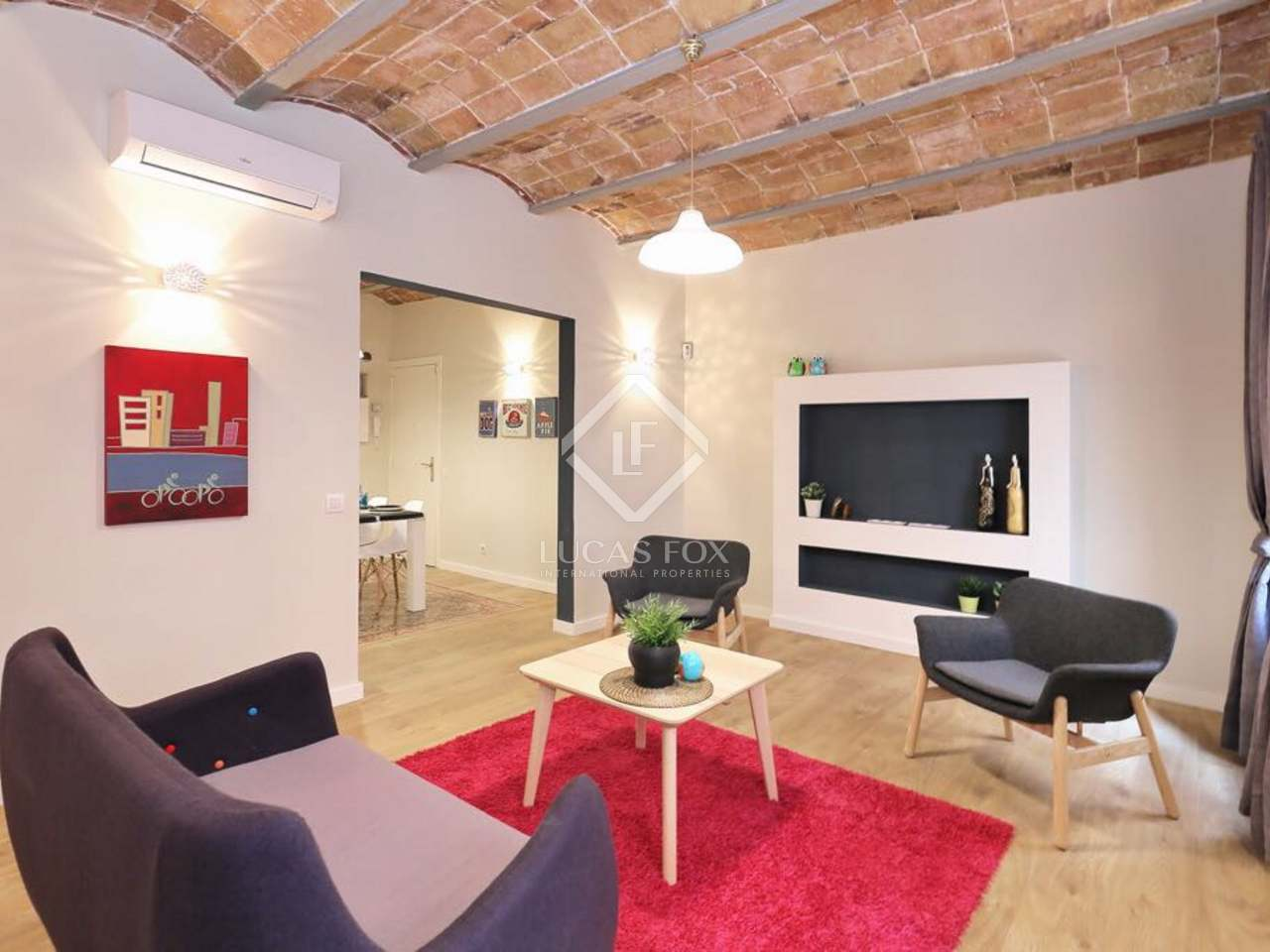 77 M Apartment For Sale In Poble Sec Barcelona # Muebles Poble Sec