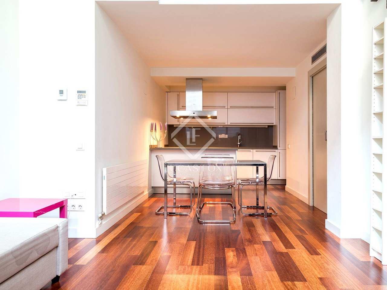 Appartement en vente dans le quartier de gr cia barcelone - Appartement vente barcelone ...