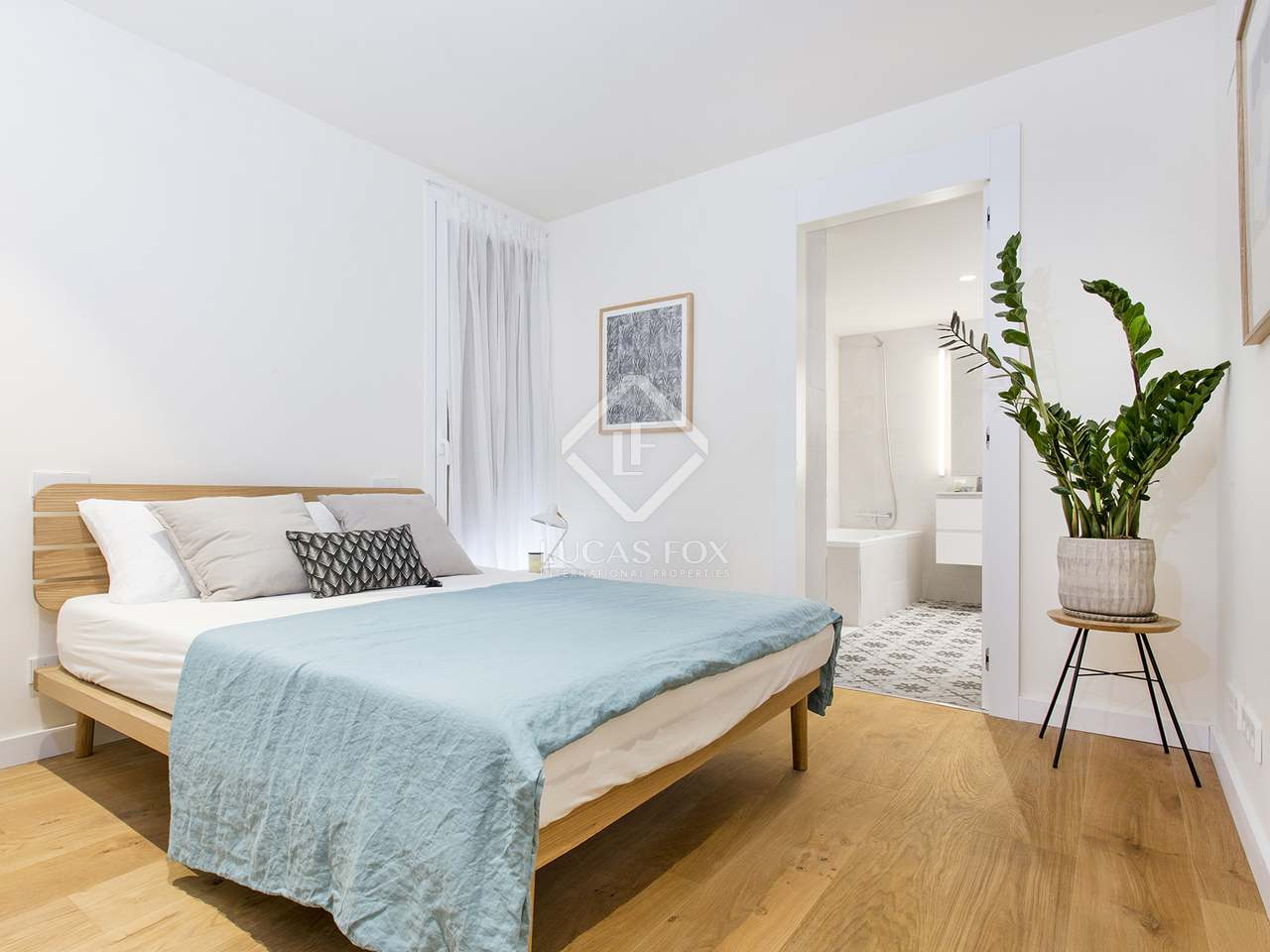 Charming New 2 Bedroom Apartment For Sale On Calle Ataulf