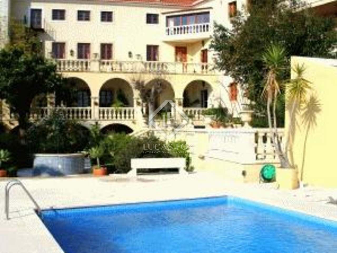 1 900m haus villa zum verkauf in lissabon stadt. Black Bedroom Furniture Sets. Home Design Ideas
