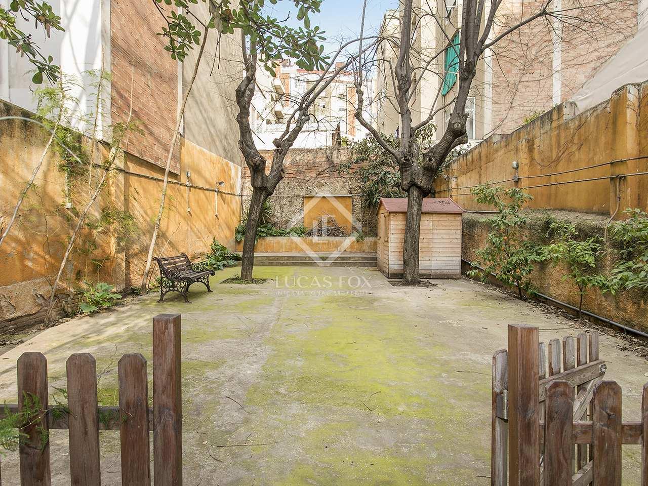 Appartement de 190m a louer gr cia avec 200m de jardin - Appartement a louer avec jardin ...