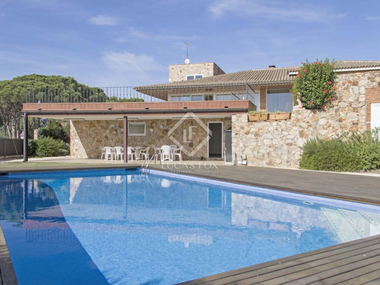 Casa en venta en la costa del maresme cerca de barcelona - Casas en arenys de munt ...