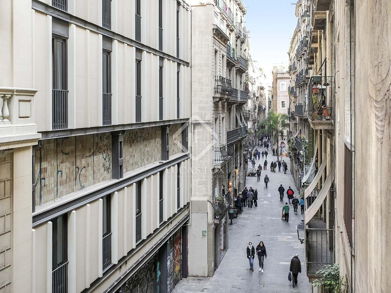 Piso de 50m en alquiler en el raval barcelona for Compartir piso barcelona