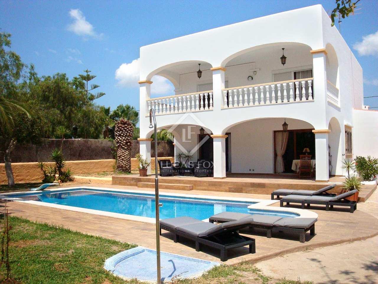 Casa de 300 m en venta cerca de ibiza ciudad for Ciudad jardin ibiza