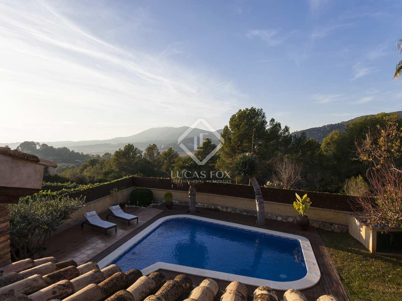 Casa de 412m en venta en sant pere de ribes sitges for Piscina sant pere de ribes
