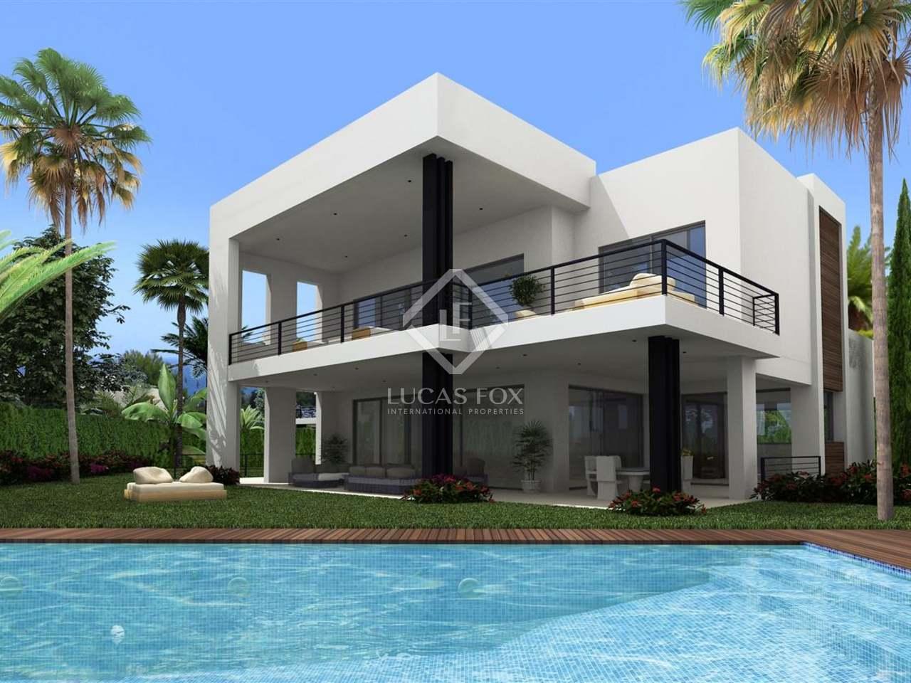 875m haus villa zum verkauf in goldene meile andalusien for Verkauf haus