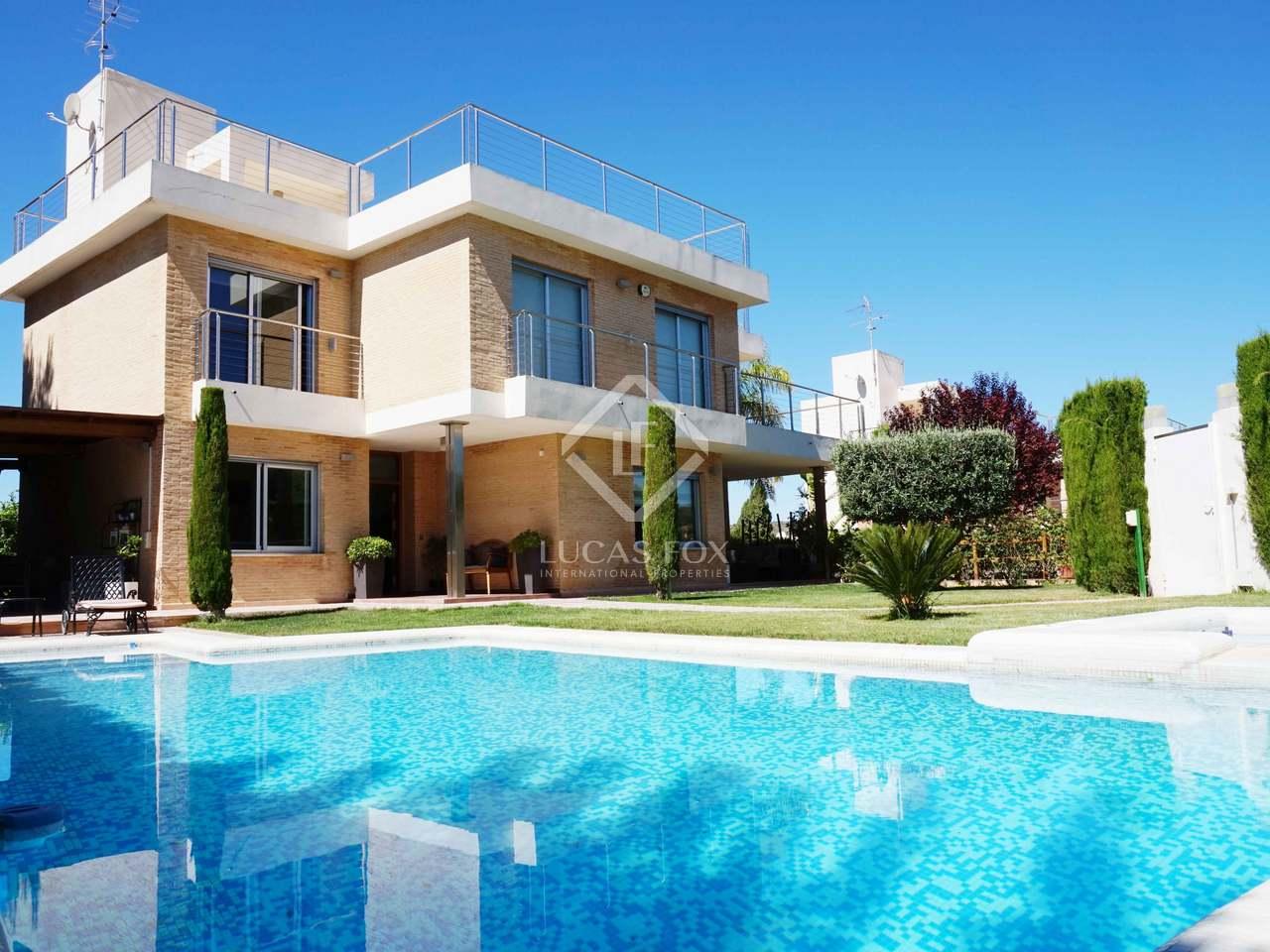 Chalet con piscina a la venta en alfinach valencia - Chalet con piscina ...
