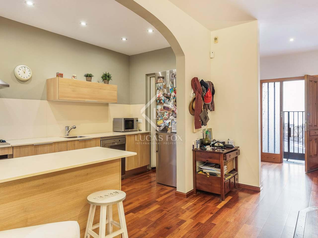 Casa de 179m con terraza en venta en gr cia barcelona for Terrazas 1280 a