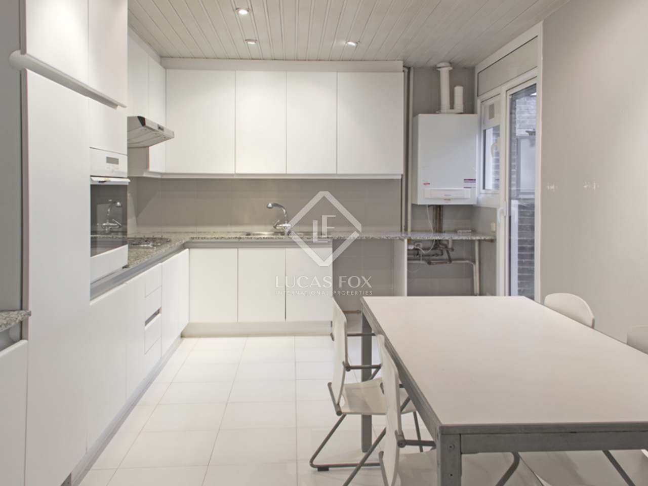 Large Townhouse For Rent In Alella On The Maresme Coast