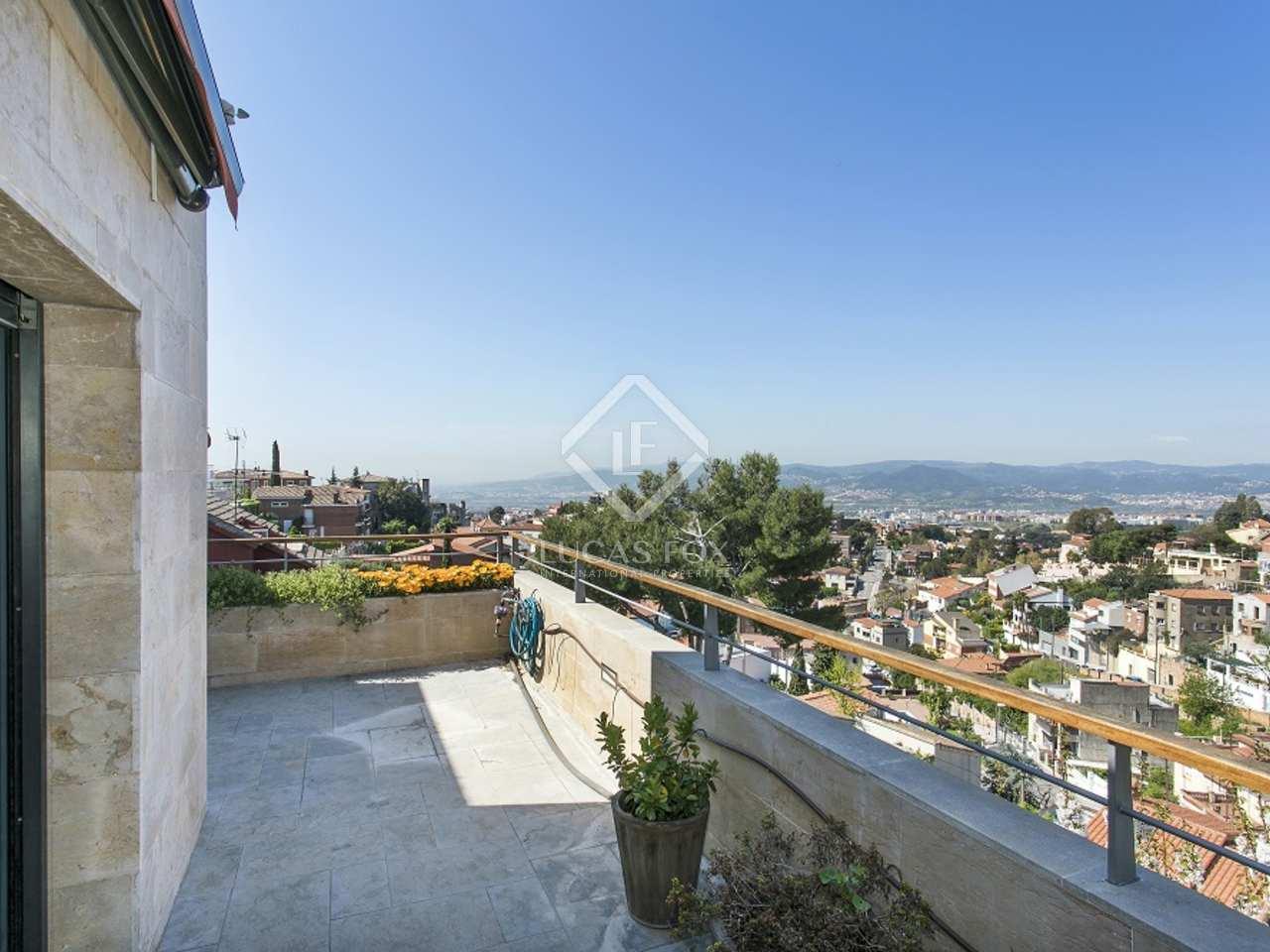Incroyable maison louer ciudad diagonal avec de - Location maison piscine barcelone ...