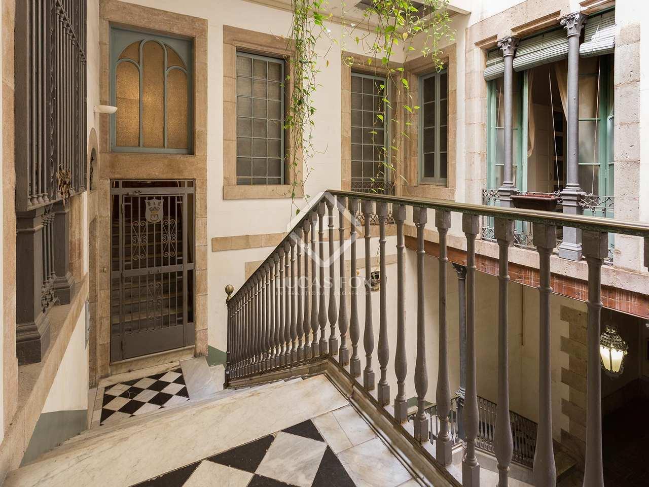 Appartement de 100m a vendre g tico barcelone for Appartement piscine barcelone