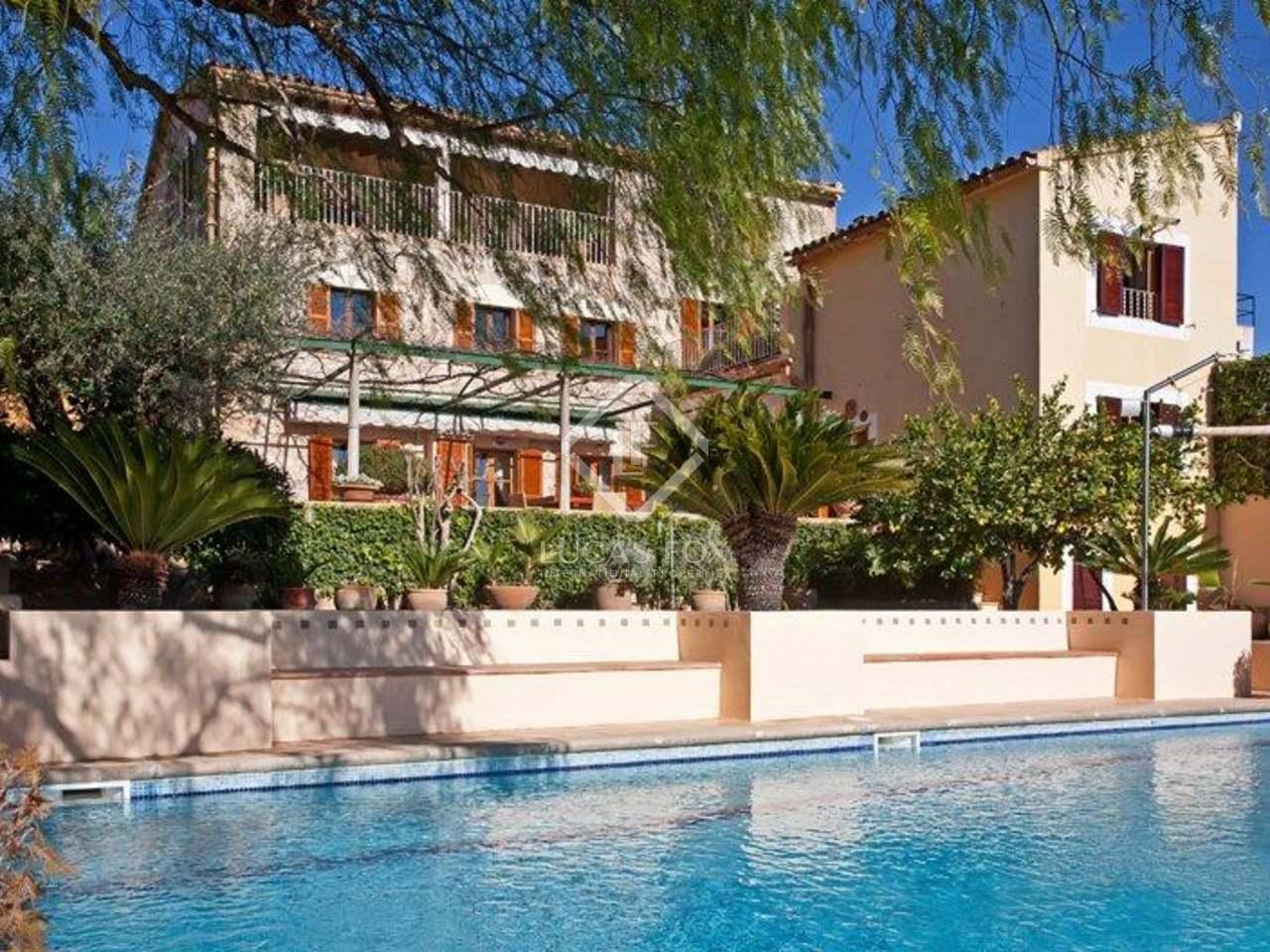 Cottage vendre establiments pr s de palma de majorque for Maison palma de majorque