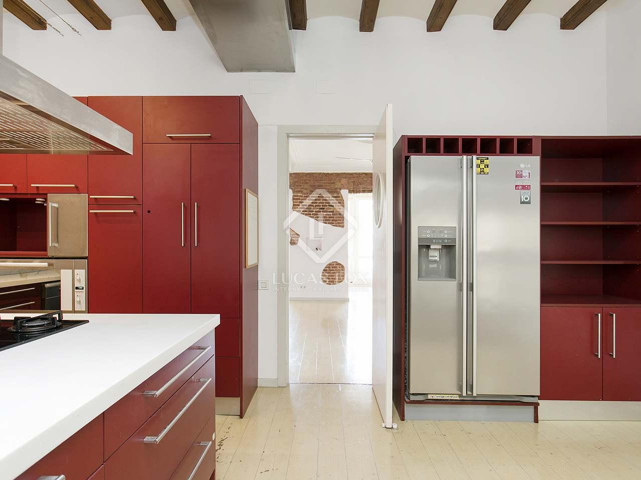 Piso de 145m en alquiler en eixample derecho barcelona for Alquiler de dormitorios
