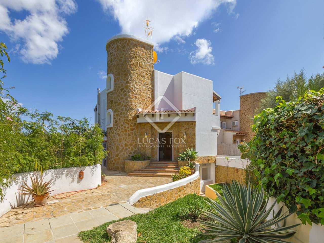 Casa de 241 m en venta en santa eulalia ibiza - Apartamentos santa eulalia ibiza ...