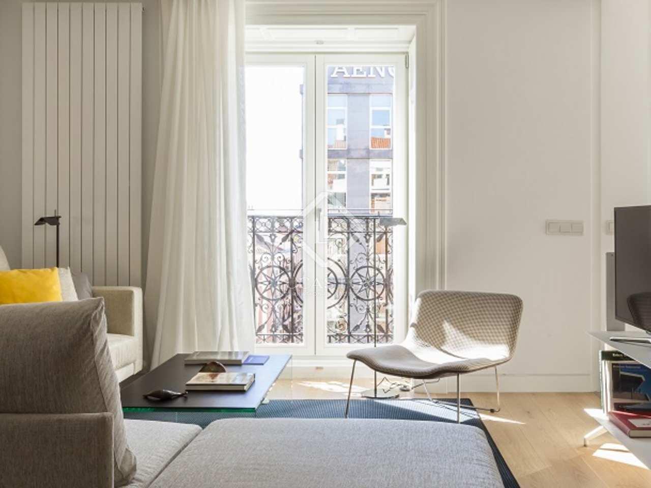 24 exclusivos apartamentos en alquiler en chamber - Zona chamberi madrid ...