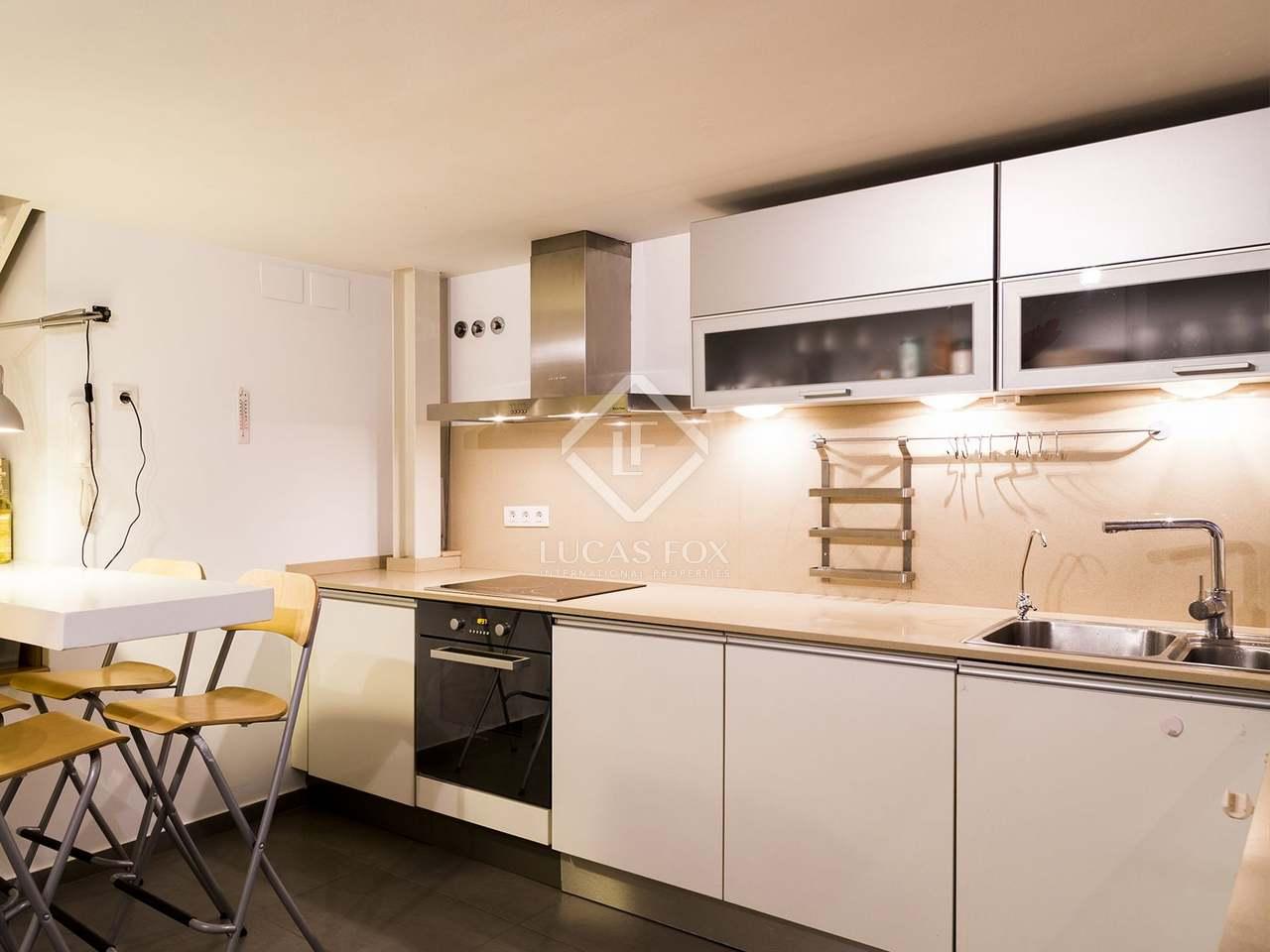 Incroyable loft en vente barcelone - Appartement vente barcelone ...