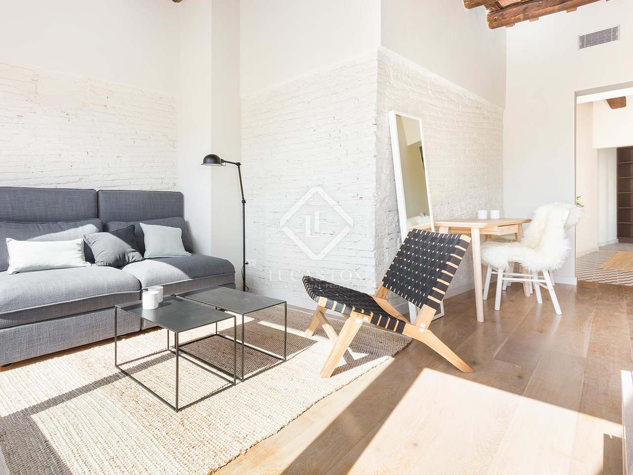 New Build 1 Bedroom Apartment For Sale In Barcelona Old Town
