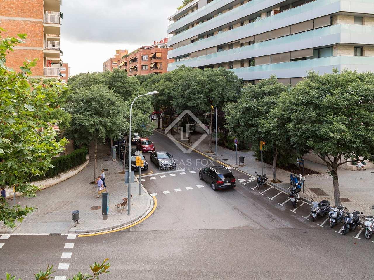 3 bedroom apartment for sale in sarri barcelona - Zona alta barcelona ...