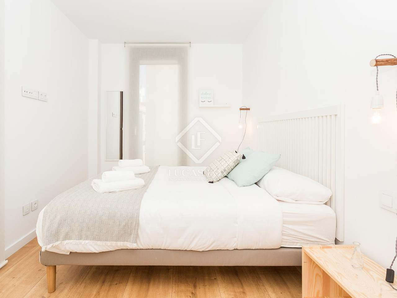 Apartamento nuevo de 2 dormitorios en alquiler en el born for Alquiler de dormitorios